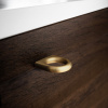 Handle Luck - Brushed Brass