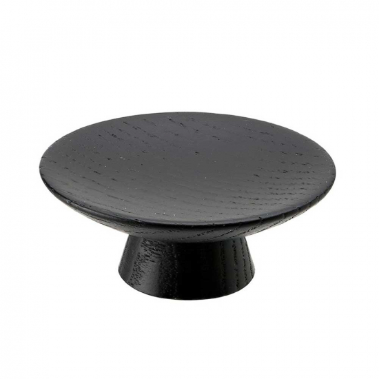 Cabinet Knob Olympia - Black in the group Products / Cabinet Knobs / Tree at BeslagOnline (25553-11)