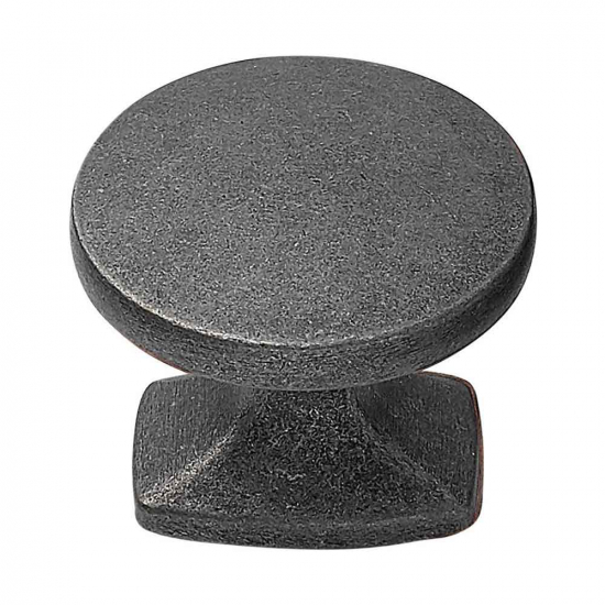 Cabinet Knob Classic - Antique Grey in the group Products / Cabinet Knobs / Antique at BeslagOnline (304137-11)