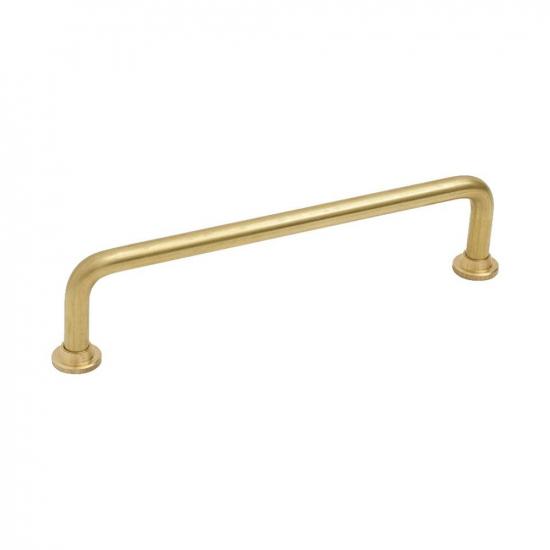 Handle 1353 Untreated Brass Kitchen Handles Beslagonline Com