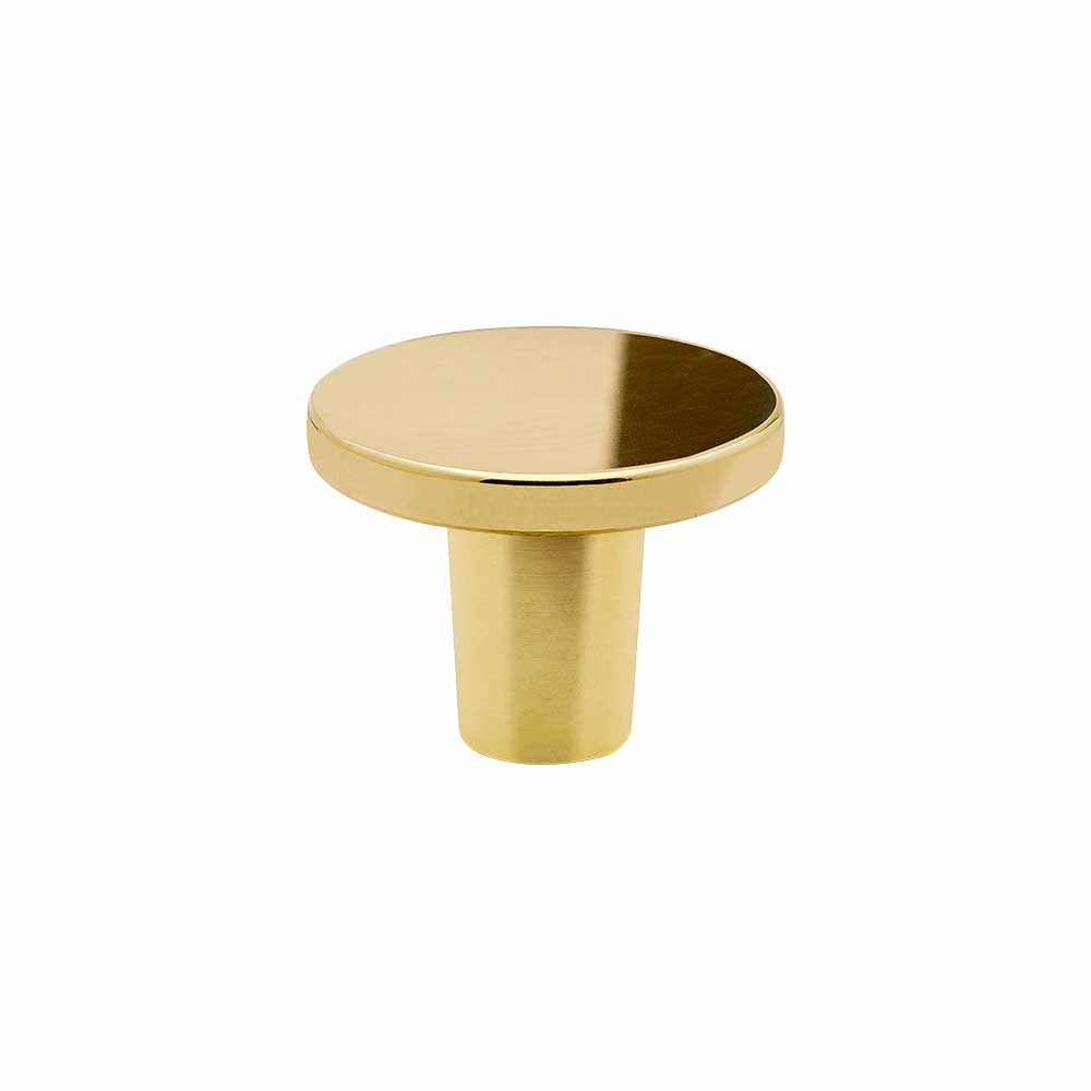 Cabinet Knob Dalby - Polished Brass in the group Products / Cabinet Knobs / Brass at BeslagOnline (339416-11)