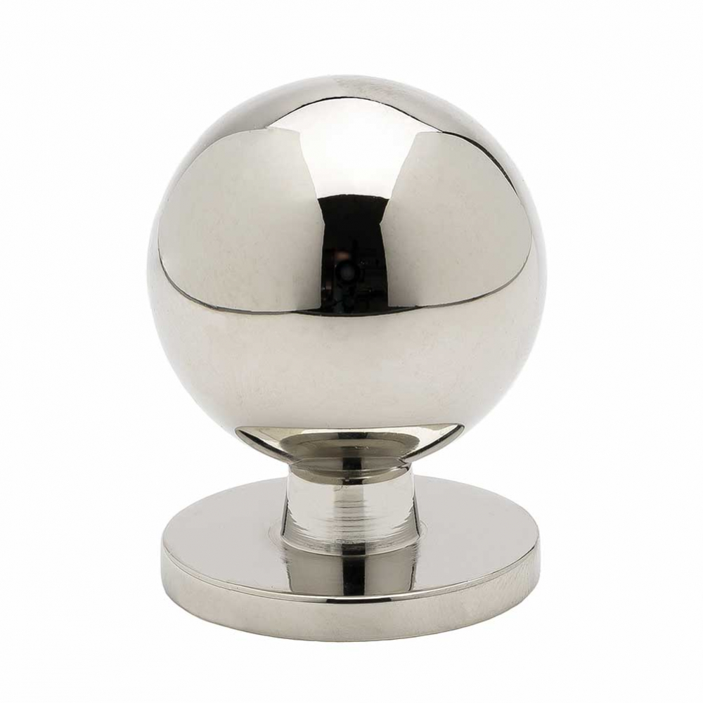 Cabinet Knob Solliden - Chrome in the group Products / Cabinet Knobs / Chrome at BeslagOnline (339430-11)