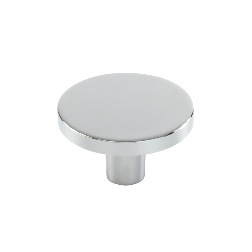 Cabinet Knob Como Big - Chrome in the group Products / Cabinet Knobs / Chrome at BeslagOnline (343211-11)
