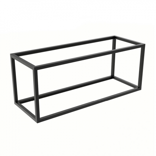 Shelf System Float - 900mm - Matte Black in the group Products / Storage  / Shelves at BeslagOnline (947082)