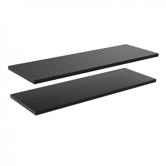 Shelf Float - 900mm - Black in the group Products / Storage  / Shelves at BeslagOnline (947094-42)