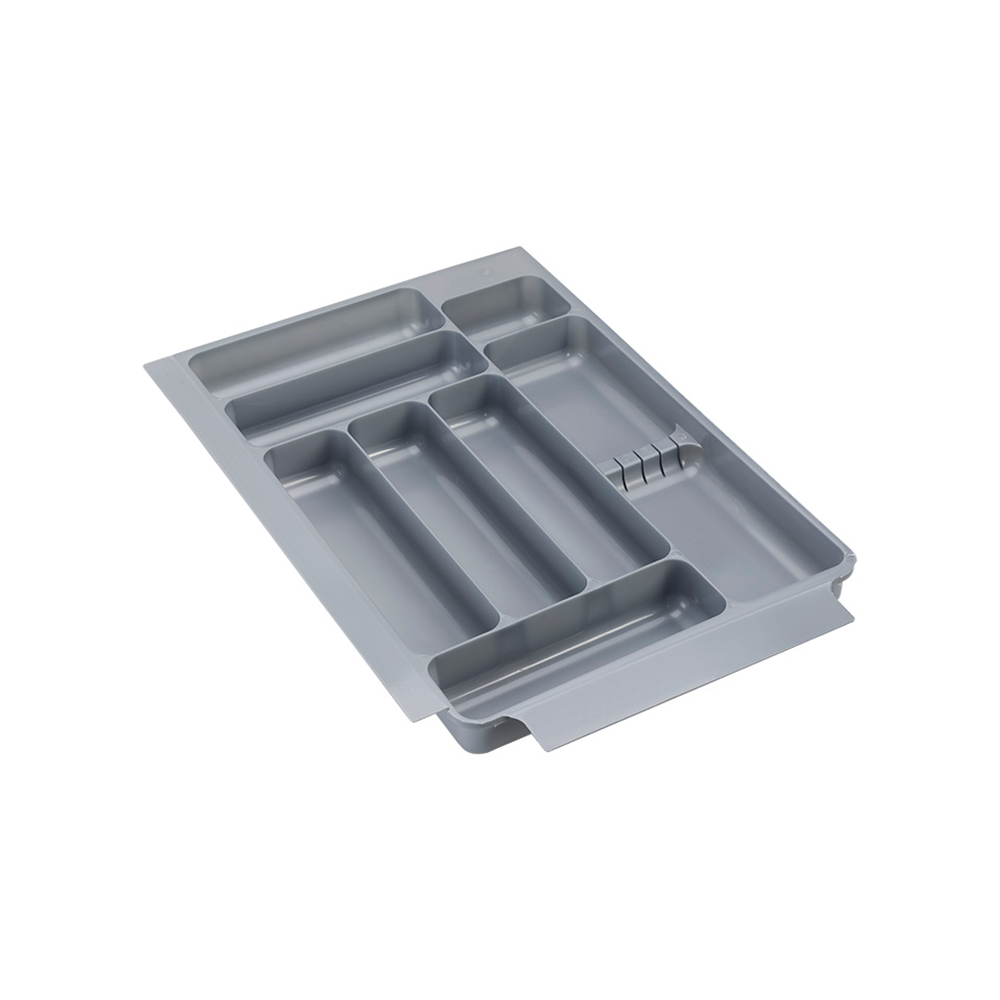 Cutlery Tray M - Silver in the group Products / Storage  at BeslagOnline (besticklada-m-silver)