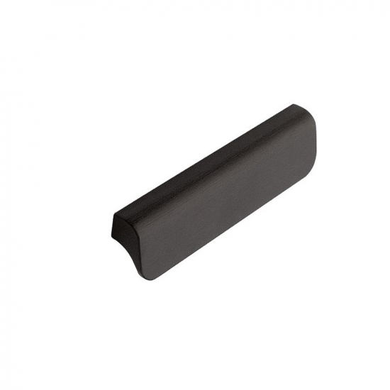 Handle Fall - Brushed Black in the group Kitchen Handles / Color/Material / Black at BeslagOnline (handtag-fall-svart)