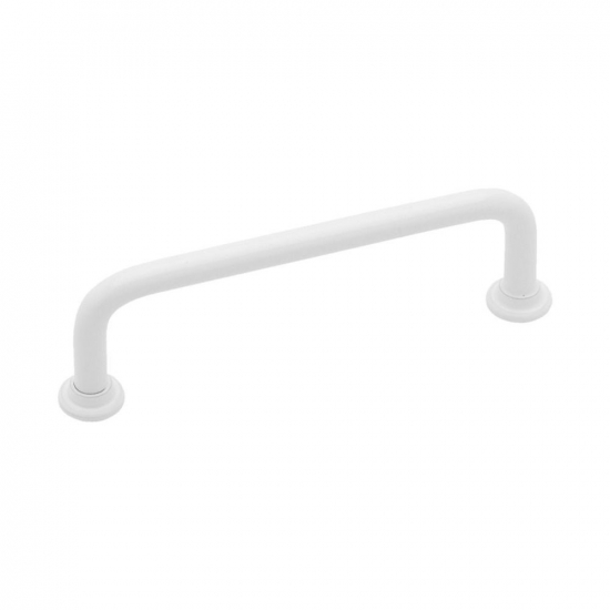 Handle 1353 - White in the group Products / Kitchen Handles / Other Colours at BeslagOnline (htg-1353-vit)