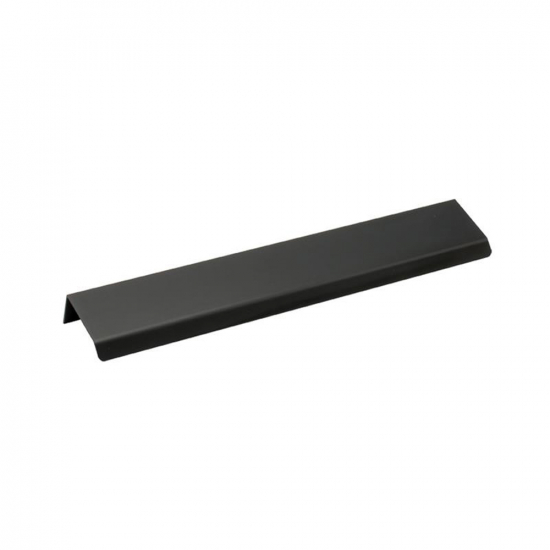 Profile Handle Curve - Matte Black in the group Products / Kitchen Handles / Black at BeslagOnline (htg-curve-svart)